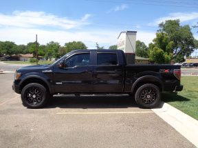 2011 Ford F150FX4